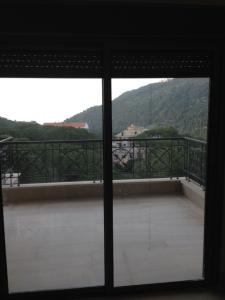 Baabdat view balcony